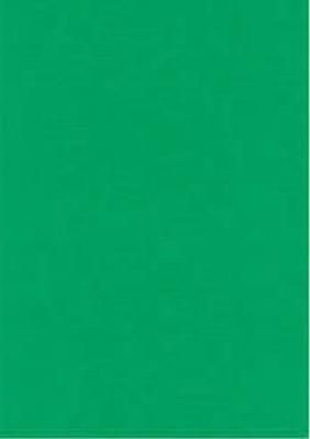 Vierkant karton 13,5 X 27 cm  Nr 22 Groen per 5 vel