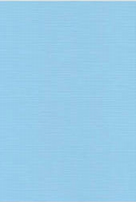 Vierkant karton 13,5 X 27 cm  Nr 26 Zachtblauw per 5 vel