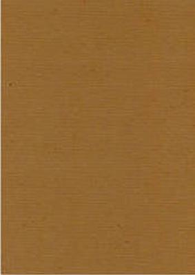 Vierkant karton 13,5 X 27 cm  Nr 44 Kraft Mokkaper 5 vel