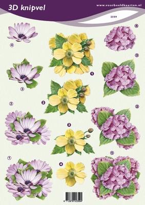 VB2359 Bloemen