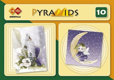PM10 Pyramids boekje Christmas