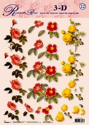 STAPROSES12 Romantic Roses Studio Light