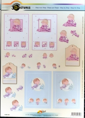 11055-349 Knipvel Baby