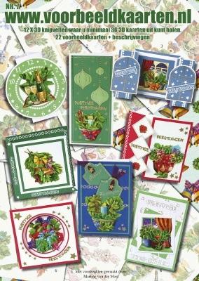VB07 Voorbeeldkaarten boek Nr.7