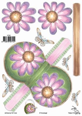 KT010 Tasjes Bloem  Klik op het plaatje en zie voorbeeld