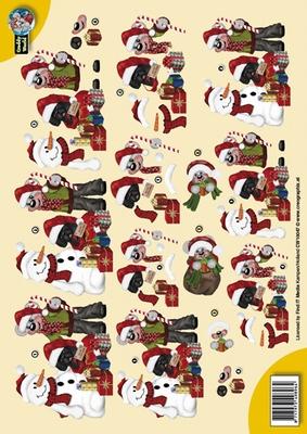 CW10047 Creddy World Kerst