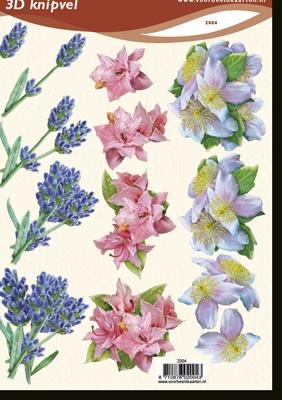 VB2004 Bloemen/Lavendel