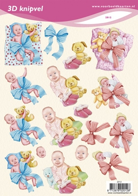 VB2012 Baby  Jongen/Meisje