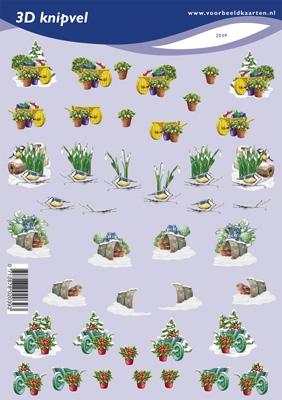 VB2039  Winterplaatjes Mini