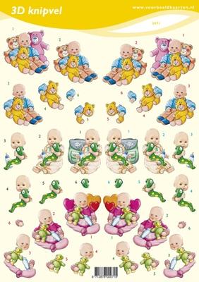 VB2071 Baby met Beertje