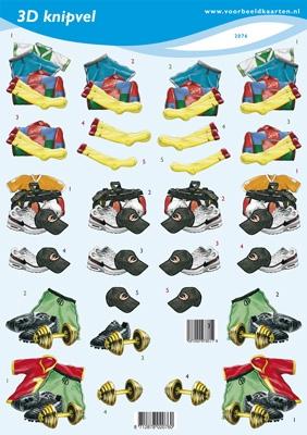 VB2076 Sportkleding