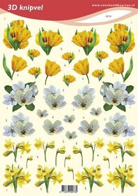 VB2078 Bloemen/Narcissen