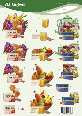 VB2093 Fruit/Medicijnen
