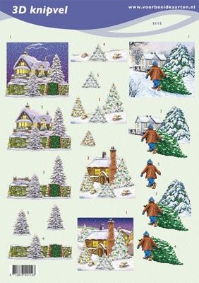VB2112 Sneeuwplaatjes