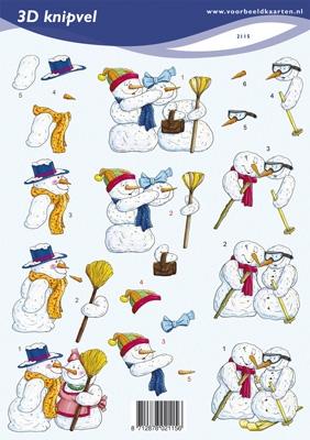VB2115 Sneeuwpop