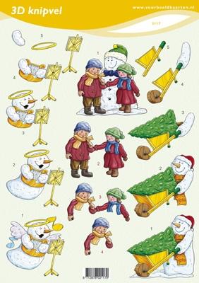 VB2117 Sneeuwpop