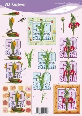 VB2121 50 jr. Sara