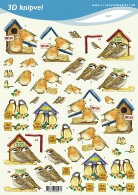 VB2197 Vogelhuisje
