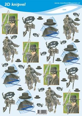 VB2244 Zorro