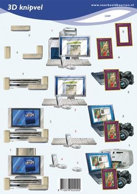 VB2209 Computer artikelen