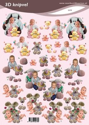 VB2279 Spelende babies