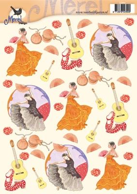 VB2394 Spaanse dans