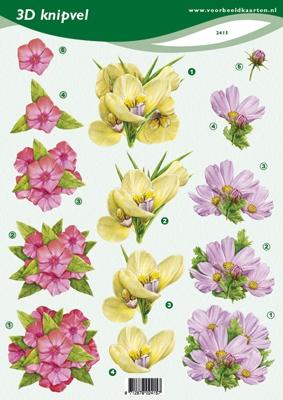 VB2415 Bloemen