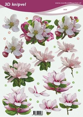 VB2426 Bloemen