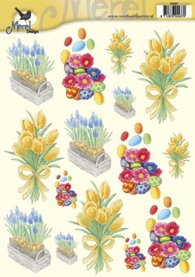 VB2437 Lentebloemen