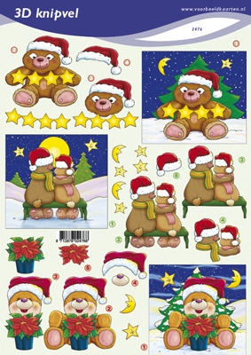 VB2476 Kerstbeertje