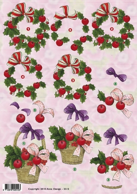 VB2512 Anne Design Kerst