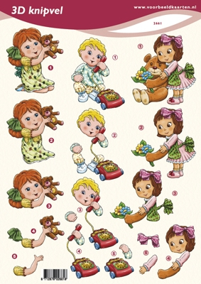 VB2661 Kinderplaatjes