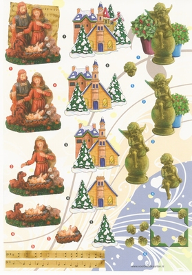 BO17 Kerstplaatjes