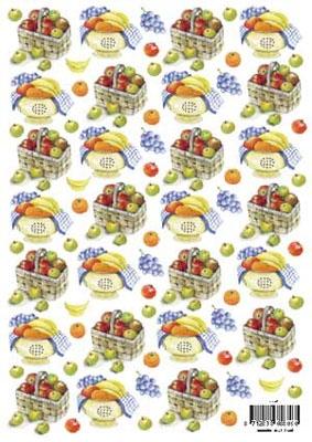 8805T06 Knipvel Fruit + Vellum