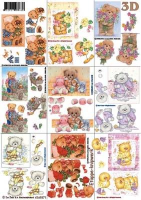 4169371 LeSuh Babybeertjes