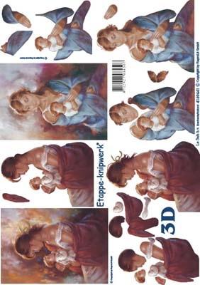 4169441 LeSuh Moeder met Baby