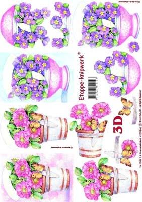 4169446 LeSuh 3D Bloemen