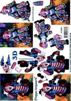 4169456 LeSuh Clown