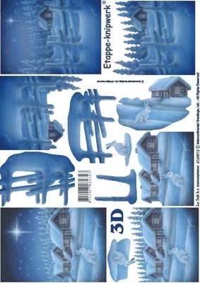 4169512 LeSuh Winterplaatje