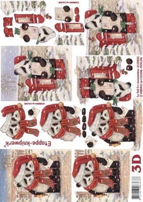 4169532 LeSuh Kerstbeertje