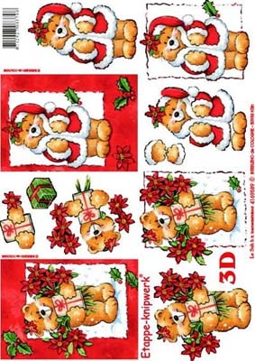 4169589 LeSuh Kerstbeertje