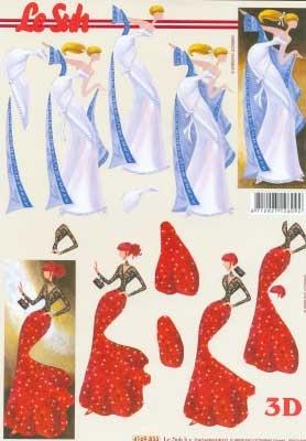 4169833 LeSuh Avondkleding Dames