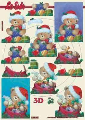 4169850 LeSuh Kerstbeertjes
