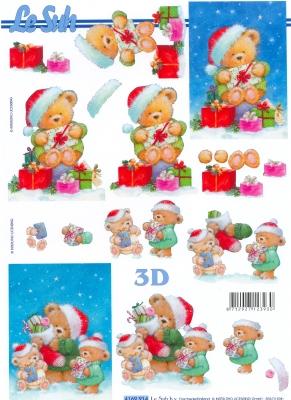 4169914 LeSuh Kerstbeertjes