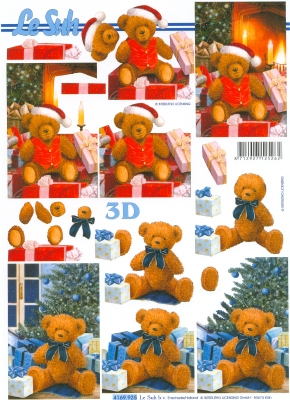 4169925 LeSuh Kerstbeertjes