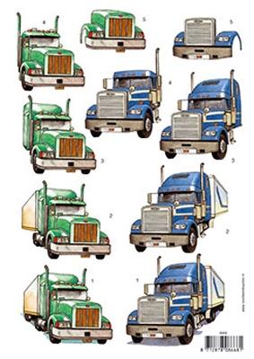 VB8668 Trucks