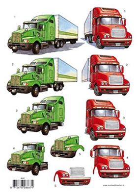 VB8667 Trucks
