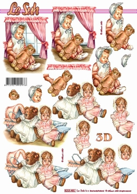 8215481 LeSuh Baby Nostalgie