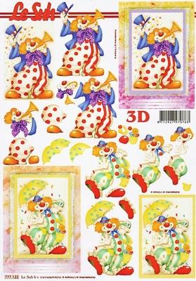 777122 LeSuh Clowns