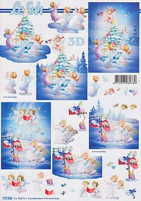 777350 LeSuh Kerstengeltjes